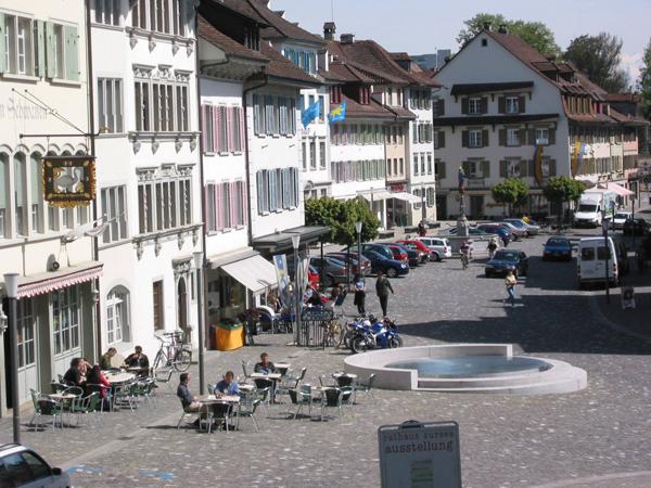 Le restaurant de l 39 h tel hirschen sursee go t de for Chambre de commerce suisse en france