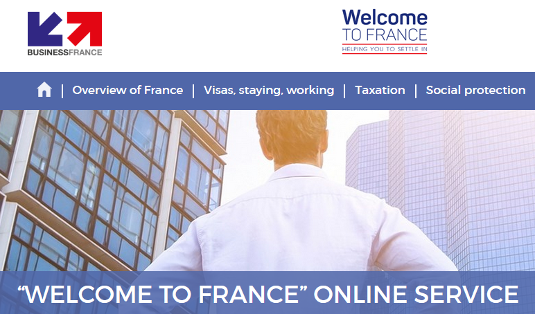 Le Site Welcome To France Helping You To Settle In